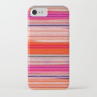 stripes iPhone & iPod Cases featuring stripes by spinL