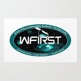 WFIRST Science Team Logo Rug