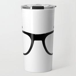 Glasses Travel Mug