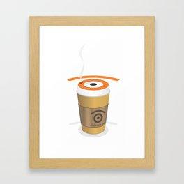 glancedilater Framed Art Print