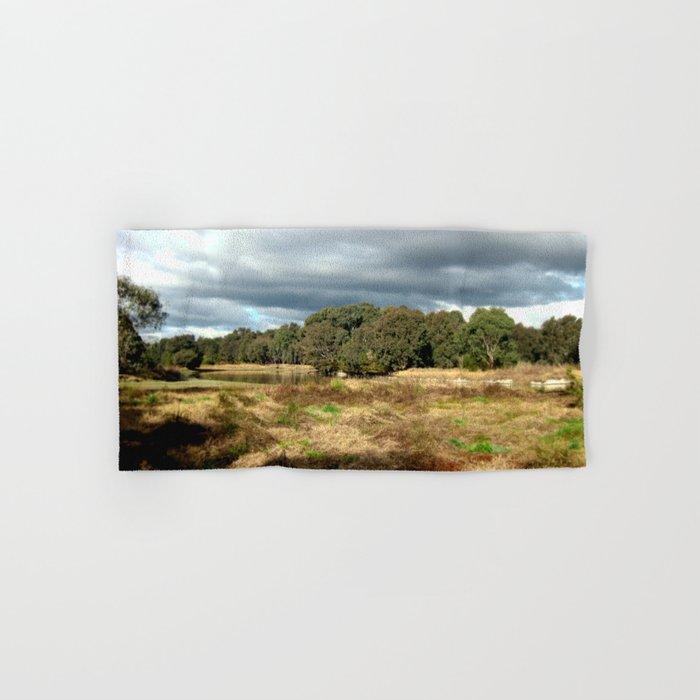 Swamp - Heritage Trail Hand & Bath Towel