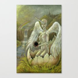 'Remembering the World' Canvas Print