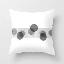 Being free Throw Pillow