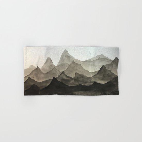 Mountains Hand & Bath Towel