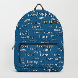 e unum pluribus i am Backpack