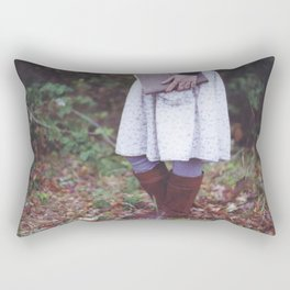 Bookish 03 Rectangular Pillow