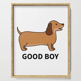 Good Boy Serving Tray
