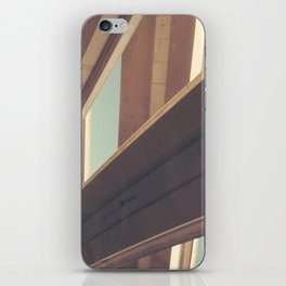 (connect) iPhone Skin