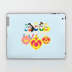 Sailor Soldiers Laptop & iPad Skin