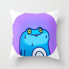 Phibi-yan Throw Pillow