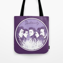 Dostoevsky The Possessed 1872 Tote Bag
