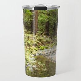Muir Woods Creek Travel Mug