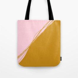 Broken Lines_Solidago Tote Bag