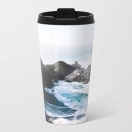 ocean falaise Metal Travel Mug