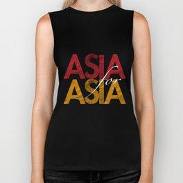 Asia for Asia Biker Tank