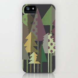 A Colorado Hike iPhone Case