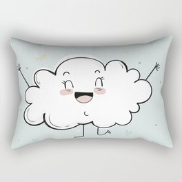 smily Rectangular Pillow