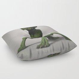 Creeper Floor Pillow