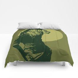 leone pistacchio Comforters