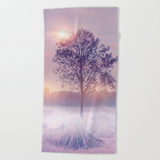 Pastel vibes 09 Beach Towel