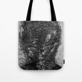dark fm portrait Tote Bag