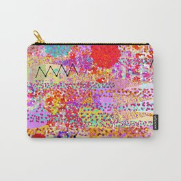 Dance Dots Carry-All Pouch
