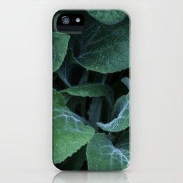 Green guerrilla! iPhone Case