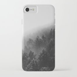 Misty Forest II iPhone Case
