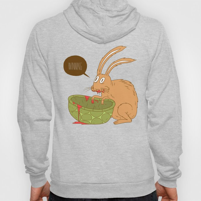 Slow and Steady Hoody