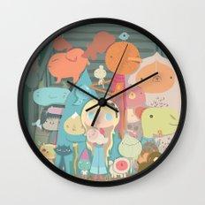 frimin Wall Clock