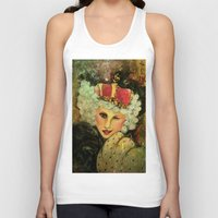royal Tank Tops featuring Royal by Liz Atmore-Vitols