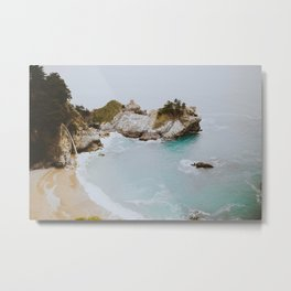 big sur ii / california Metal Print