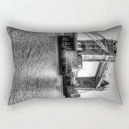 Tower Bridge, London Rectangular Pillow