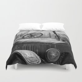 Simple Times 2 Duvet Cover