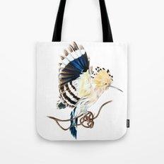 Hoopoe Tote Bag