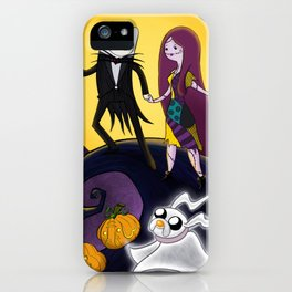 Nightmare Time iPhone Case