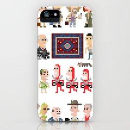 The Big Lebowski iotacons iPhone Case