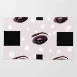 Digital eye Rug
