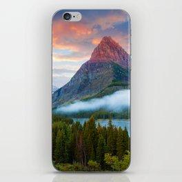 Glacier National Park iPhone Skin