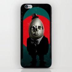 Humpty Dumpty iPhone & iPod Skin
