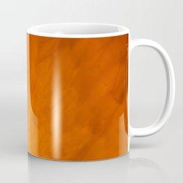 Anatomical orange Coffee Mug