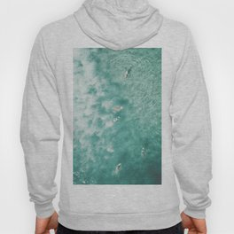 Surfing in the Ocean Hoodie