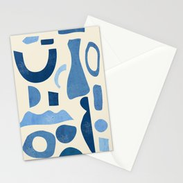 Abstract Shapes 38 Stationery Cards
