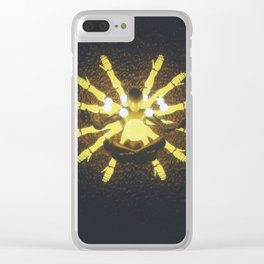 7.20.17 Clear iPhone Case