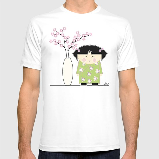 Little Asian Girl T-shirt