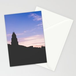 Sunset Gaeta II, Italy Stationery Cards