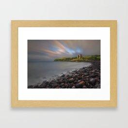 Minard Castle Framed Art Print