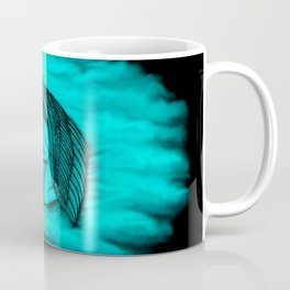 A sleeping Angel on heavenly cloud Coffee Mug