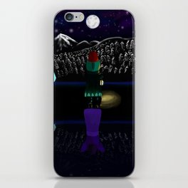 Night In The Woods Lost Constellations iPhone Skin