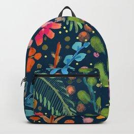les prairies (navy) Backpack